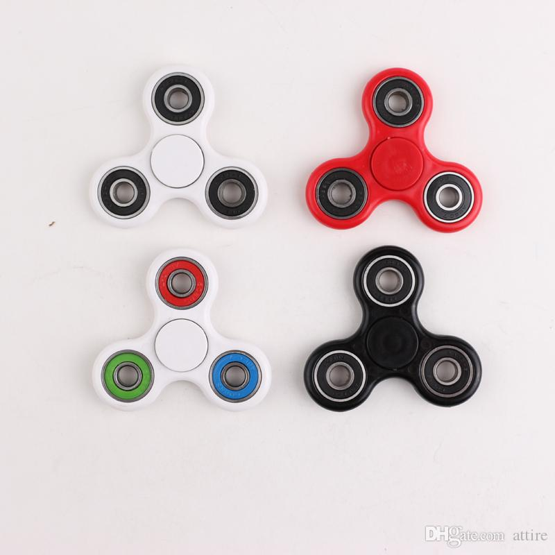 Stress Relief Toys : New stress relief toys fidget spinner hand