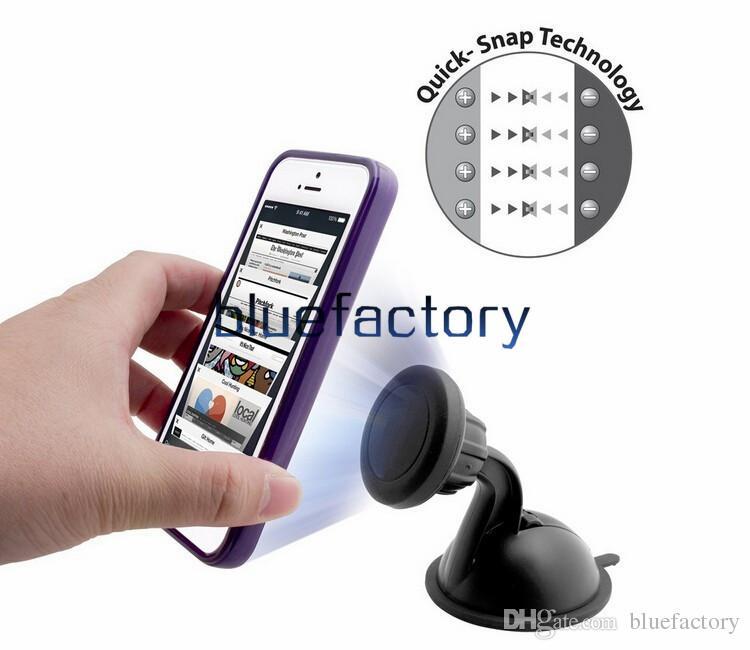 Universal Magnet Magnetische Auto Armaturenbrett Halterung Handyhalter Windschutzscheibe Saugnapf Halterung Ständer Halter für iPhone Samsung LG Handy GPS