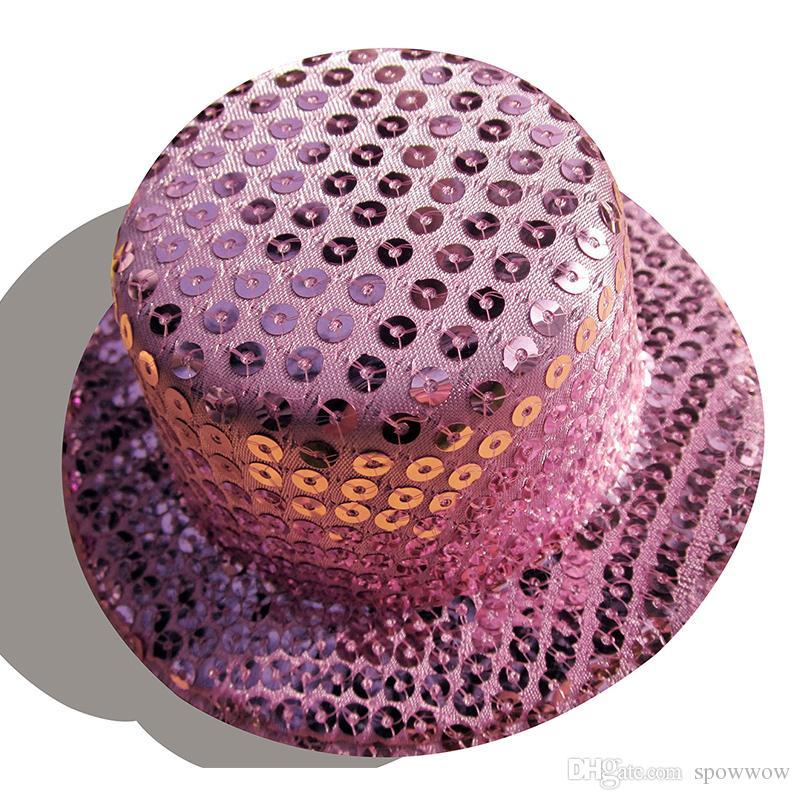 Sequin Millinery Base Mini Top Hats Craft DIY Making Ladies Fascinator Alligator Clips Choose A008