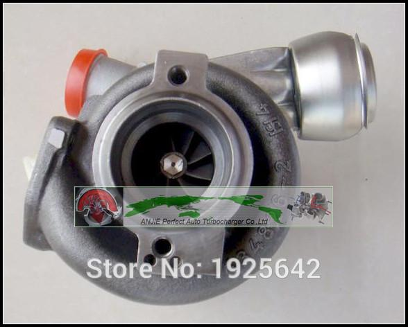 Turbo For BMW 530D E39 730D E38 3.0TD 1998-2005 M57D M57 D30 3.0L 193HP GT2556V 454191 454191-5015S Turbocharger with gaskets (5)