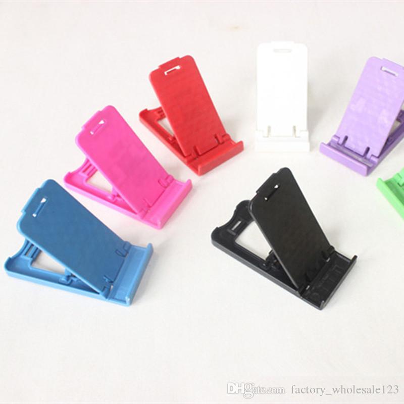 44fd7cf7b48 Soportes Para Celulares Autos Accesorios Para Teléfonos Móviles Soportes Para  Teléfonos Móviles Plegable Soporte Para Teléfono Móvil Doble Soporte  Abierto ...