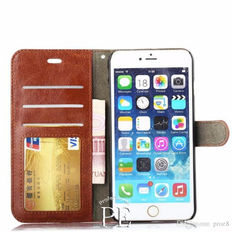 27th For Iphone 6 Case Samsug Galaxy S6 Note 4 Cases Wallet Pu ...
