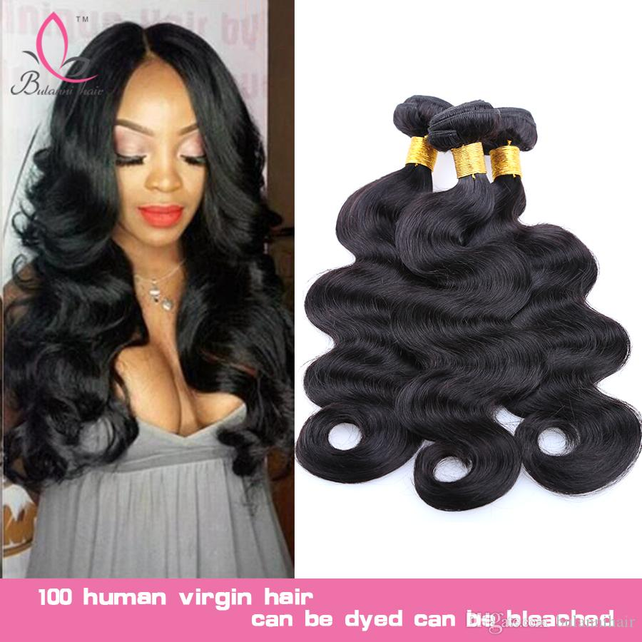 Cheap Malaysian Hair Bundles Human Hair Extensions 3 Bundles Grade