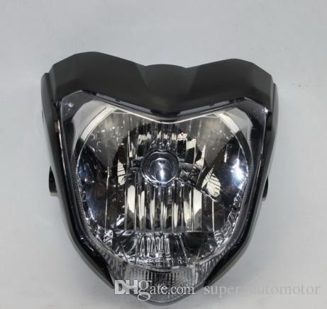 Neue Universalmotorrad-Scheinwerfer-Versammlung mit der hohen und Abblendlicht-modifizierten Hauptlampe für YAMAHA FZ16