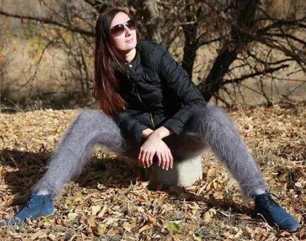 Compre Moda Sibéria Frio Longo Johns Ladys  calças De Mistura De Lã De  Algodão Das Mulheres Roupa Interior Térmica Segurança Inverno Quente Térmica  Calças ... c818f4681e48d