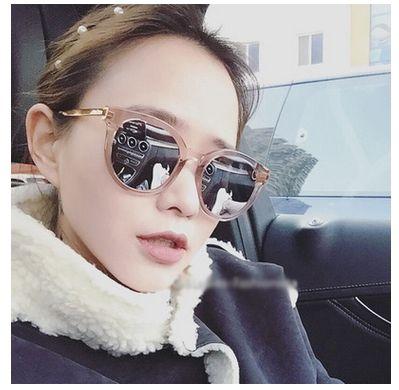 c7690fcdc1bbd Compre Mulheres Óculos De Sol Da Moda Feminina Homens Retro Espelho  Reflexivo Óculos De Sol Clara Cor Doce Famoso Designer De Marca Oculos De  Emma12345