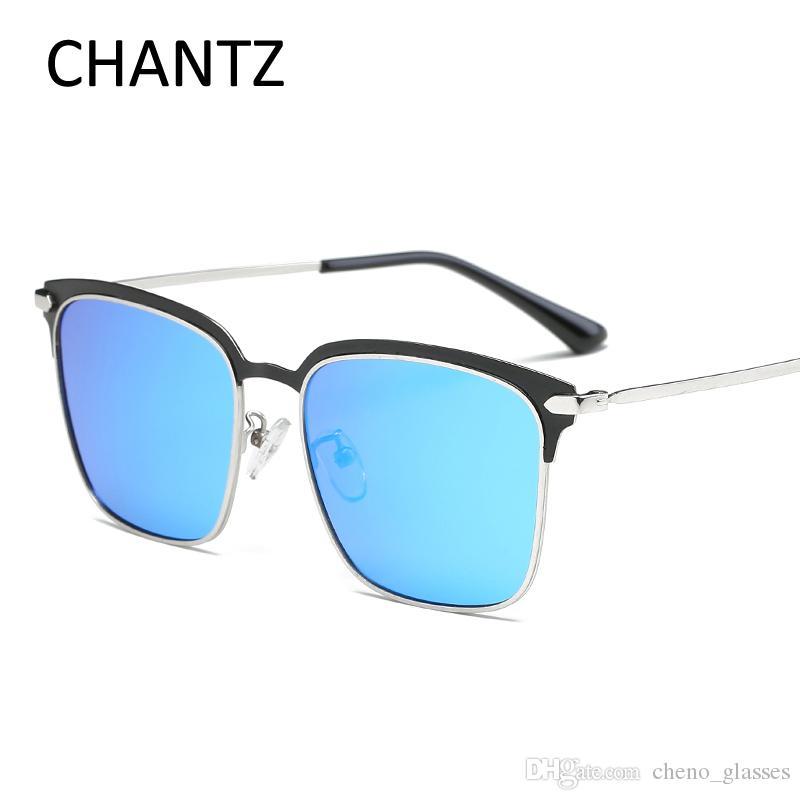 Compre Polarizada Óculos De Sol Das Mulheres Do Vintage Espelho ... a02ee18c72