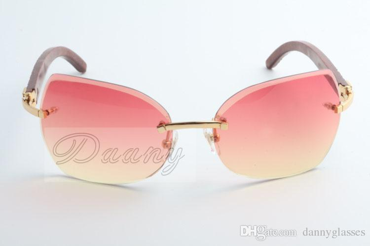 Las ventas de nuevos tipos de gafas de sol de color mezclado, 8300818 gafas de sol de alta calidad, gafas con estilo, a cuadros, ángulos, tamaño de las gafas: 60-18-135 mm