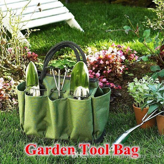 Garden Tool Bag Hot Sale Multi Popose Oxford Garden Tool Set Storage ...
