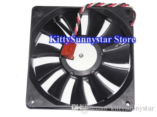 NMB 8015 3106KL-04W-B59 12V 0.30A 0.24A 3Wire Para Router 3725 Fan, mude Fan