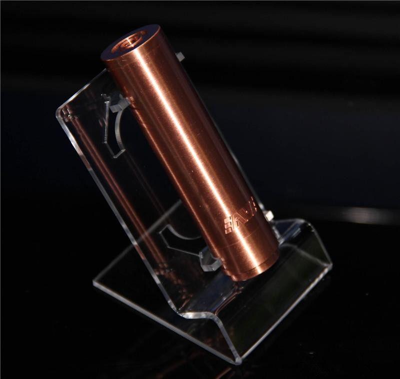 아크릴 전자 cig 표시 선반 명확한 스탠드 홀더 랙에 증기 ecig 기화기 펜 전자 담배 자아 t 에고 q 배터리 및 탱크
