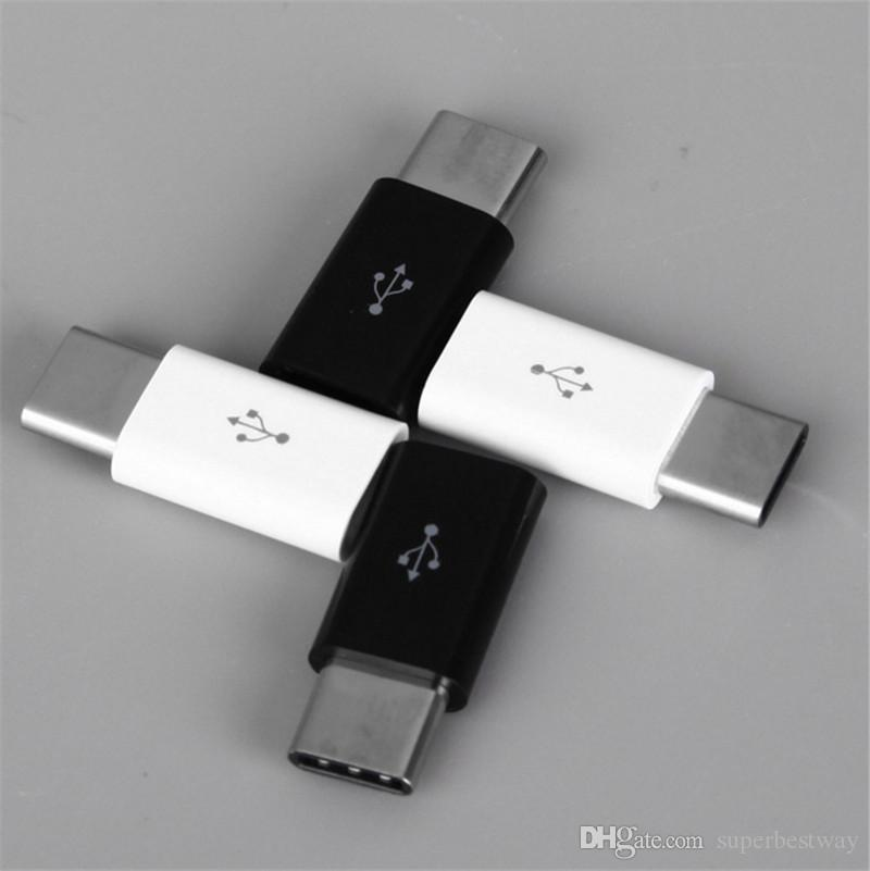 Micro usb to type c Adapter USB Cable Charger for Macbook xiaomi mi4c Nexus 5X USB 3.1 OTH517