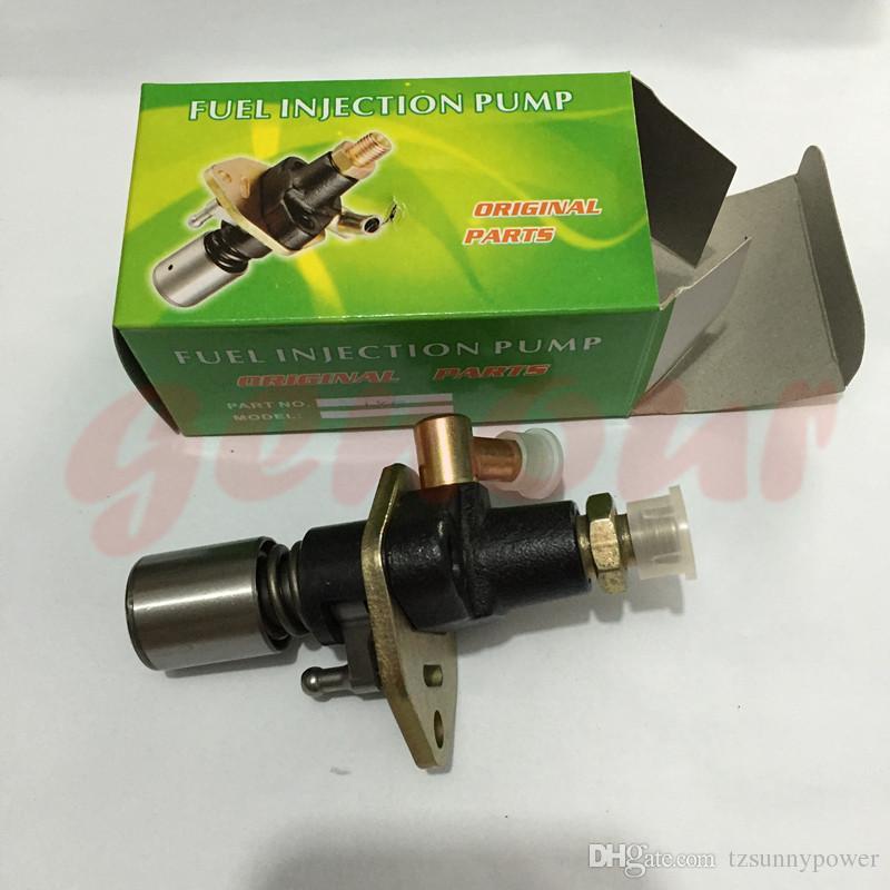 Çin Dizel Jeneratör için 186F enjeksiyon pompası, Yakıt Enjektör Pompası Parçaları, Çin 186F 186FA motor enjektör, dizel motor parçaları