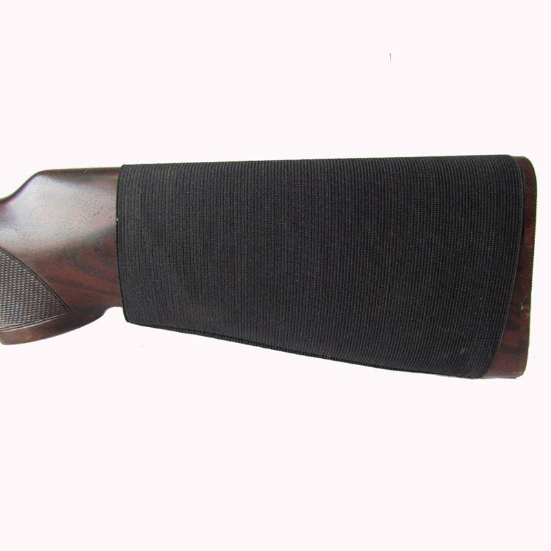 Tourbon Tactical Hunting 10 Munición Ronda Rifle Shell Buttstock Holder Negro Color Hunting Gun Accesorios al por mayor