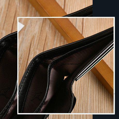 Wolf wallet Best purse Power animal short cash note case Money notecase Leather burse bag Card holders