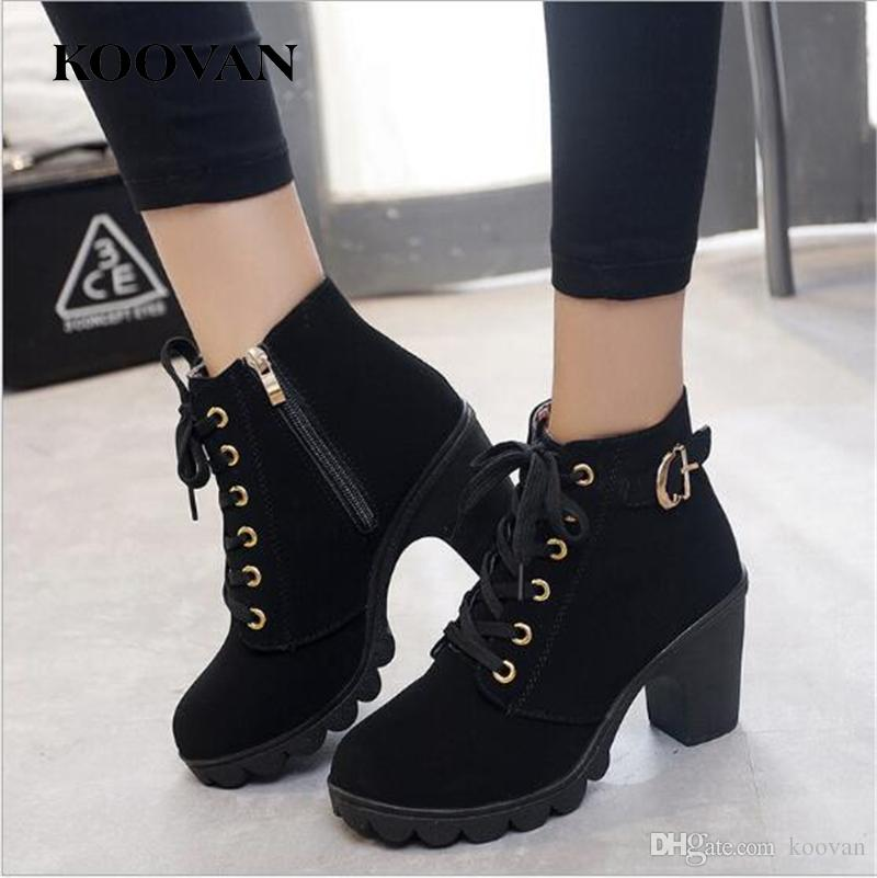 Winter new, pointed Martin boots, European leg boots, fashionable comfort boots, and a pair of waterproof women's shoes