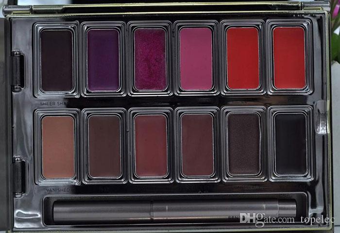 New arrival VICE Lipstick Palette Blackmail Lip Gloss Palette Highest Quality dhgate vip seller