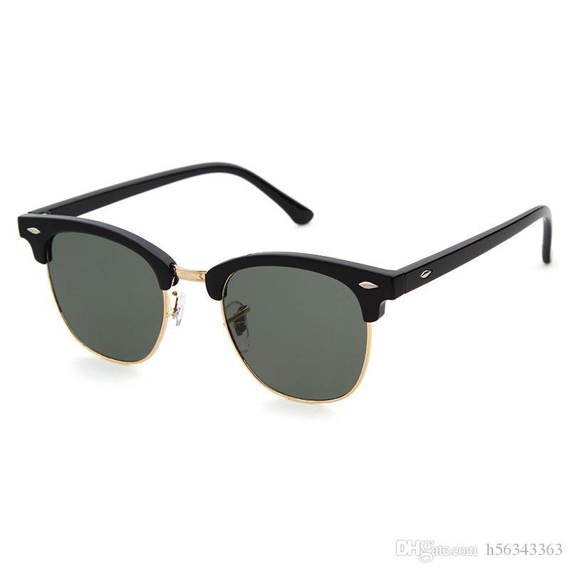 protezione solare Occhiali da sole I nuovi occhiali da sole di personalità Box Rivet facile da trasportare ( Colore : 2 ) KqRxt2xM