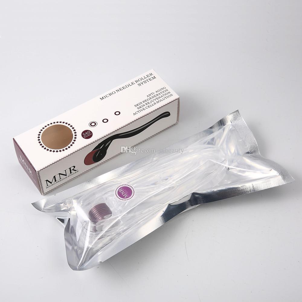 Jxbeauty Derma Micro Needle Skin Roller derma roller Dermatology Therapy system Microneedle Dermaroller Skin Care Drop Shipping