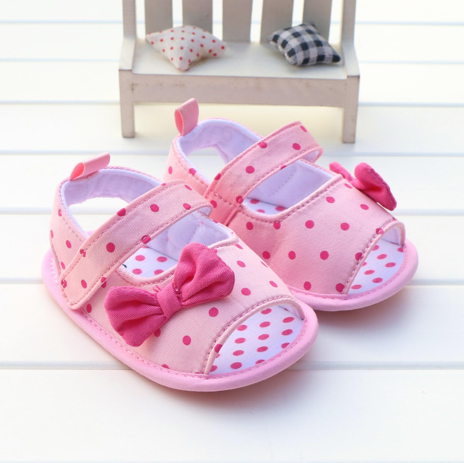 2018 Wholesale 2017 Summer For 0 1 Years Old Baby Girl Shoes Infant
