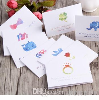 Greeting card simple nordic and simple creative birthday love greeting card simple nordic and simple creative birthday love declaration mini white card holiday gift message card personalized greeting card personalized m4hsunfo