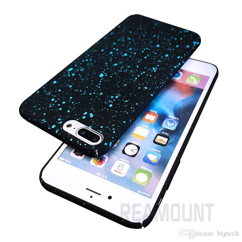 Fashion Bling Mobile Phone Case for iphone 7 7 plus for Samsung s8 s8plus Candy Colorful Shining Back Cover