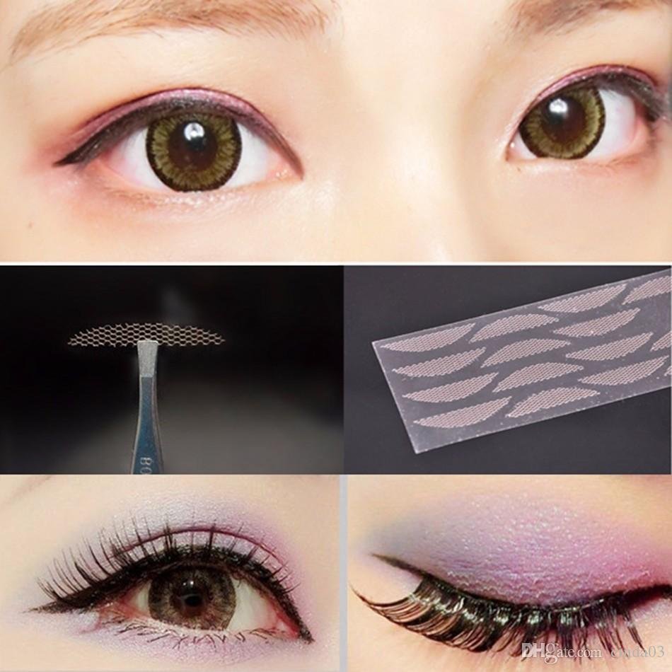 Wholesale Women Waterproof Breathable Invisible Double Eyelid Skin