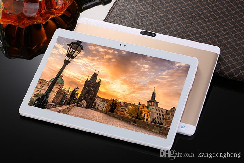 4G 10.1 polegada tablet pc Android 7.0 octa núcleo RAM 4 GB ROM 32 Dual SIM GPS Bluetooth 1920*1200 IPS Smart tablets pcs 10 ''101''