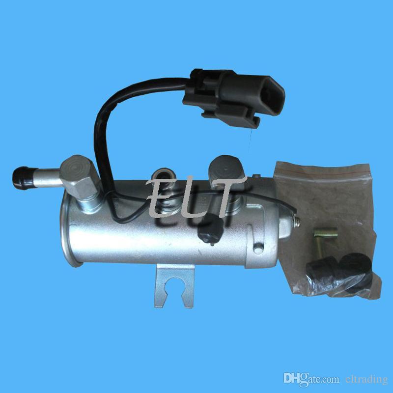 Электронный насос передачи топлива 12V / 24V Fit 4HK1 6HK1 ZX200 230 240 ZAX330-3
