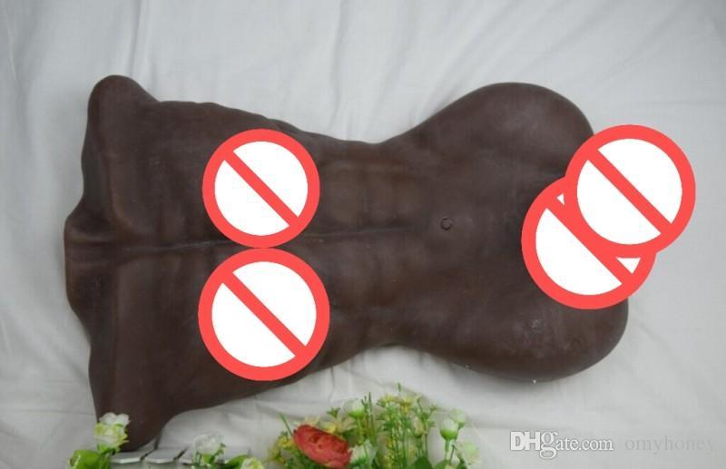Nowy Czarny 3d Solid Silicone Love Sex Doll Zabawki Dla Kobiet Gumy Sexy Zabawki Masturbacja Maszyny Duża Penis Cock