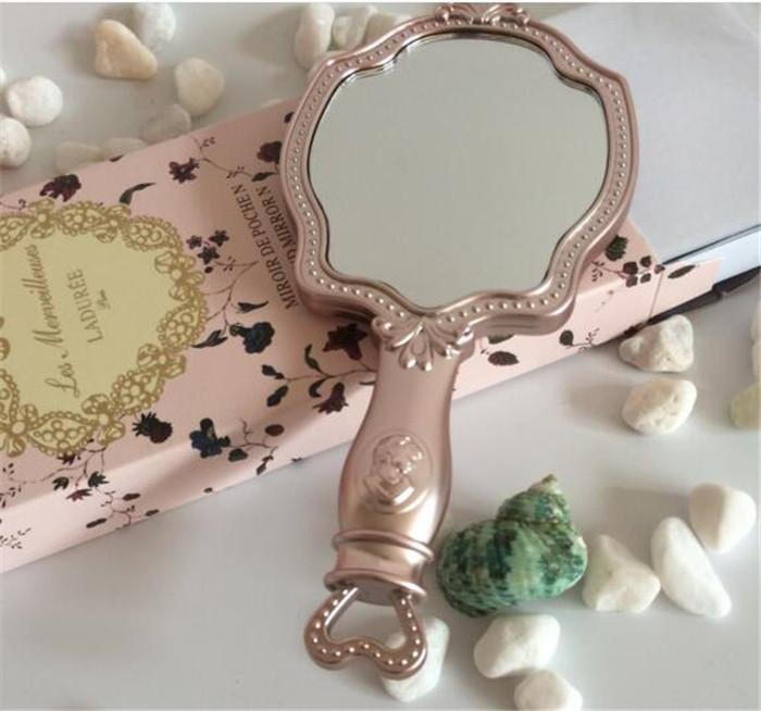 Hot Laduree Compact Mirrors Hand Mirror N Cosmetics Makeup