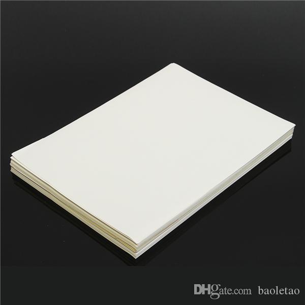 A4 blanc mat auto-adhésif autocollant feuille de papier étiquette laser jet d'encre impression