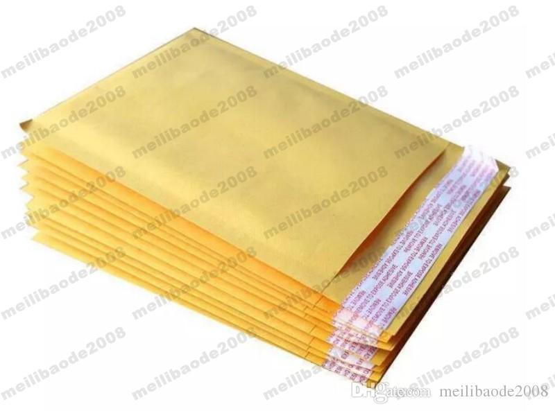 NEW 90 * 130 + 40mm 패딩 봉투 잡화 거품 우편물 크래프트 BUBBLE 우편물 우편 ENVELOPE BAG MYY