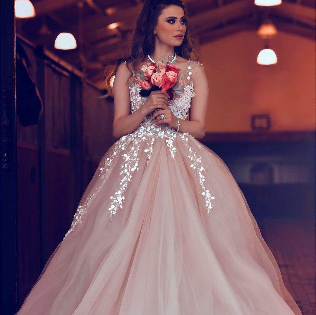 Water Prom Dress
