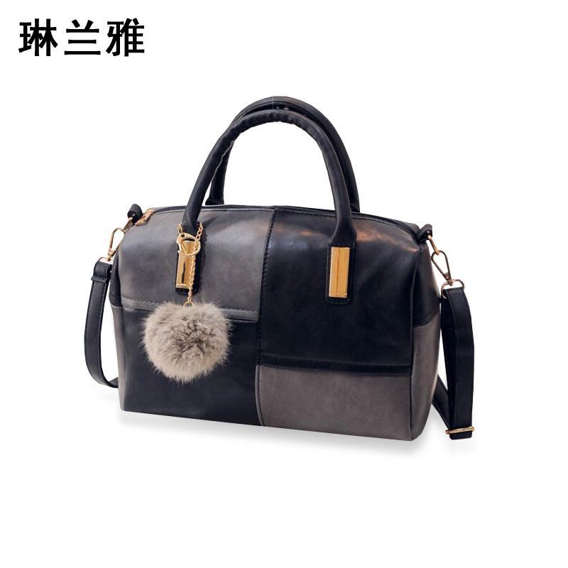 Wholesale 2016 Fashion Design Women Handbag Matte PU Leather Good Quality  Shoulder Bags Women Small Pendant Women Messenger Bags Wholesale Bags  Discount ... 3159f2040fa34