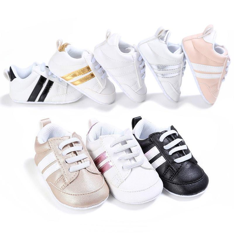 2020 Baby Shoes PU Leather Sneakers