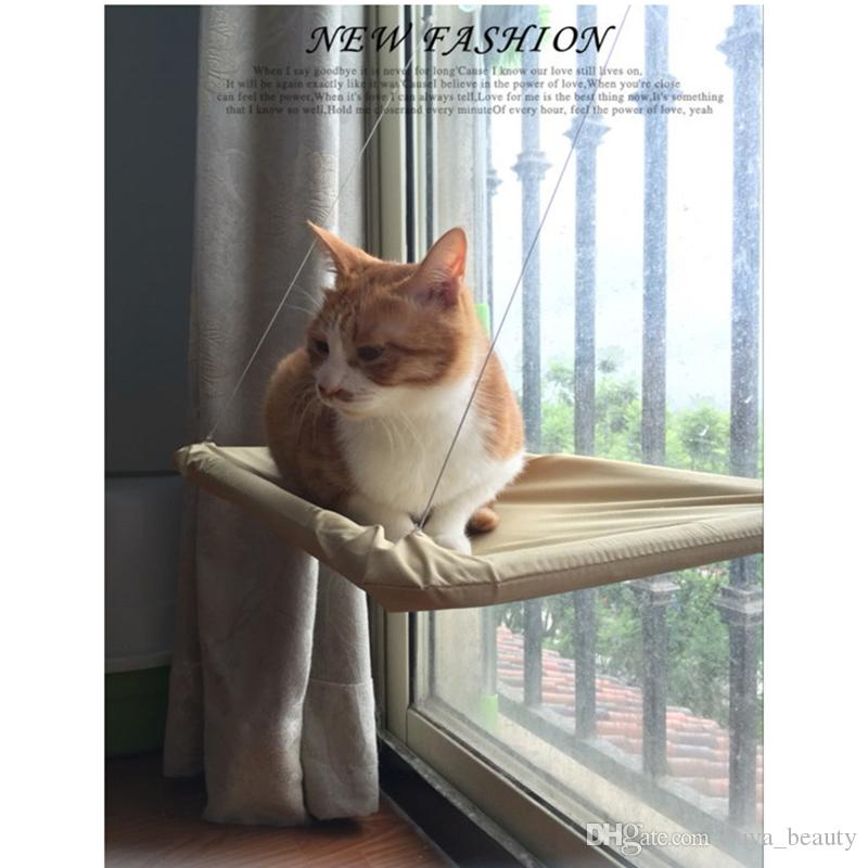 2018 pet bed seat hammock window mounted cat bed machine washable funny pet cat hanger bed 55 35cm from ouya beauty  8 2   dhgate   2018 pet bed seat hammock window mounted cat bed machine washable      rh   dhgate