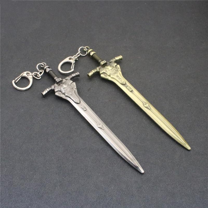 Dark Souls III Gioco Bronzo nero freddo portachiavi auto gioielli portachiavi regalo vendita calda