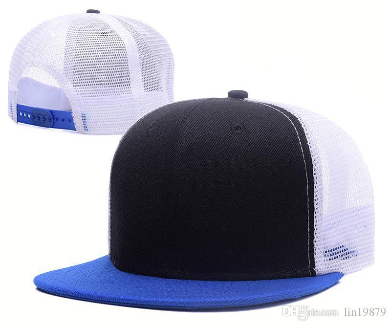 ae38539a969 Wholesale Brand Blank Mesh Baseball Caps Casquettes Chapeus Casual ...