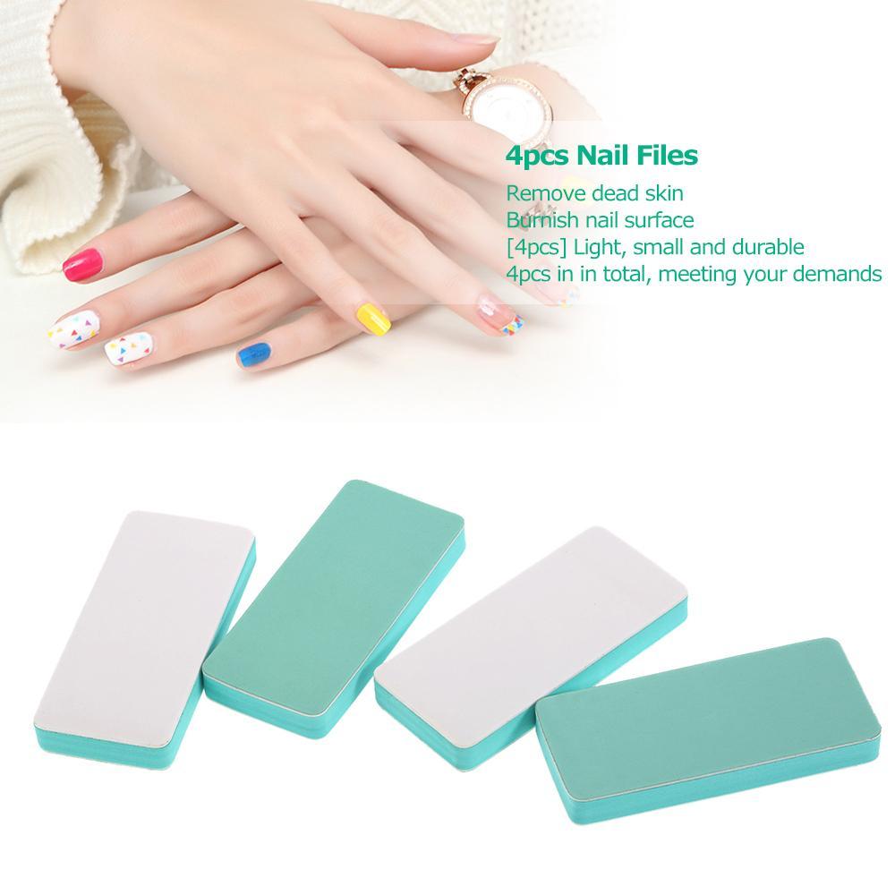 Wholesale Nail Files 2 Way Block Buffer Nail Art Buffers Kit ...