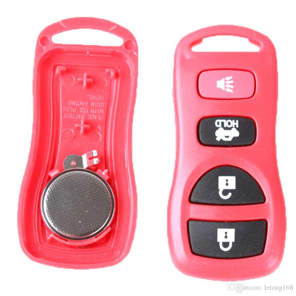 BRAND NEW COMPLETE REMOTE KEYLESS ENTRY TRANSMITTER CLICKER FOB FOR INFINITI 4BT