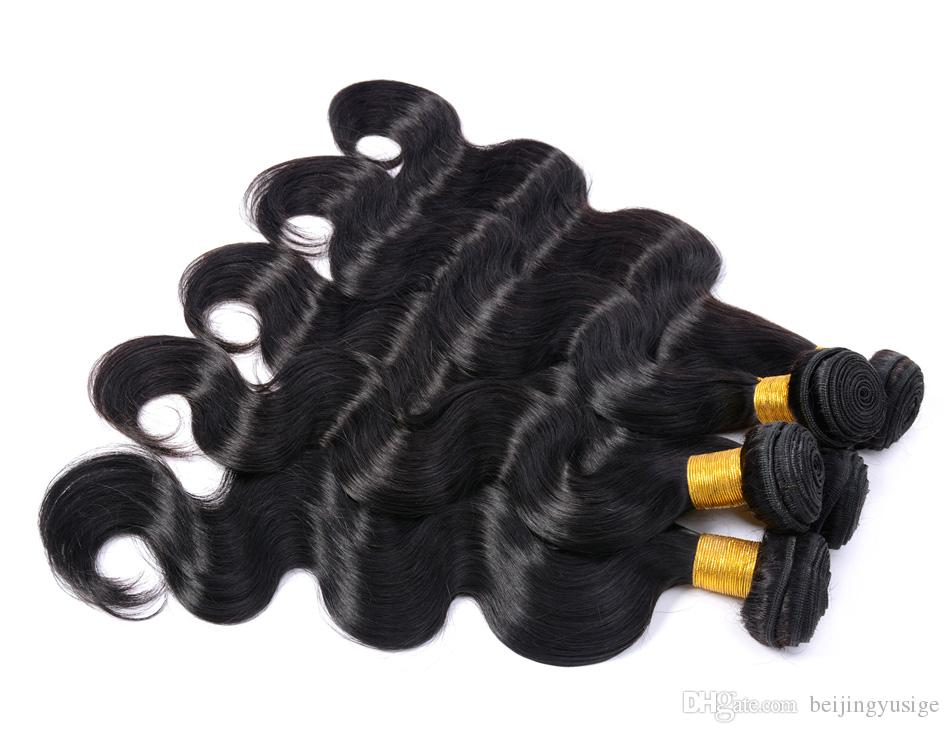 Brazilian Body Wave Human Hair Weave Bundles Cheap Price Peruvian Body Wave Unprocessed Hair Extensions