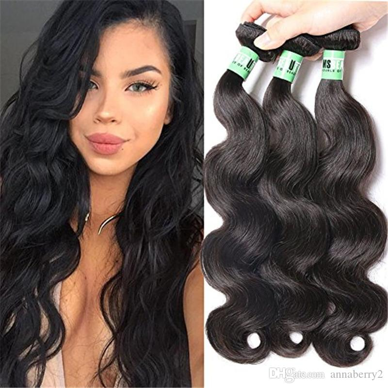 Brazilian Body Wave Hair Afro Body Wave Weave Synthetic Hair