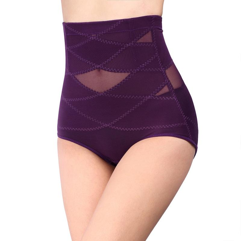 a979e3b05cf 2019 Wholesale Ladies Slim Underwear Women Shapewear Briefs Thin Mid Lumbar  Abdomen Hips Shapers Slimming Newest Control Panties From Balljoy