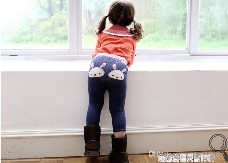 Baby Girls Tights 2016 New Autumn Cute PP pants + Socks Cartoon Toddler Sets Fashion Beetle Polka Dots Infant Leggings C367