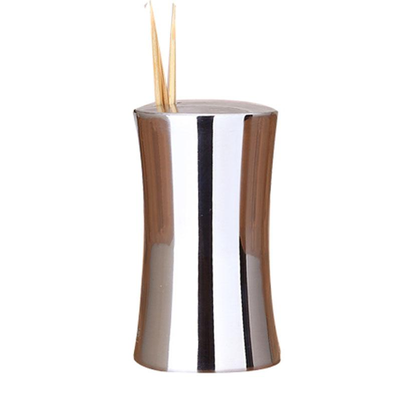 Wholesale Stainless Steel Toothpick Holders Toothpick
