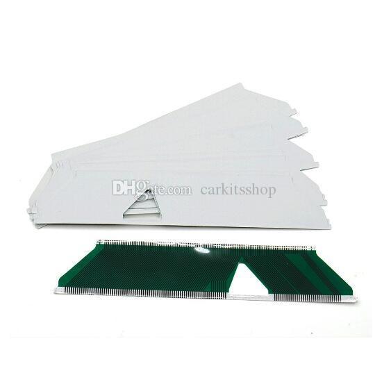 Carkitsshop Dead Pixel Repair Flat Ribbon Cable for Saab 9-3 9-5 LCD Pixel Repair Tool for Saab SID2 SID 2 Instrument Cluster