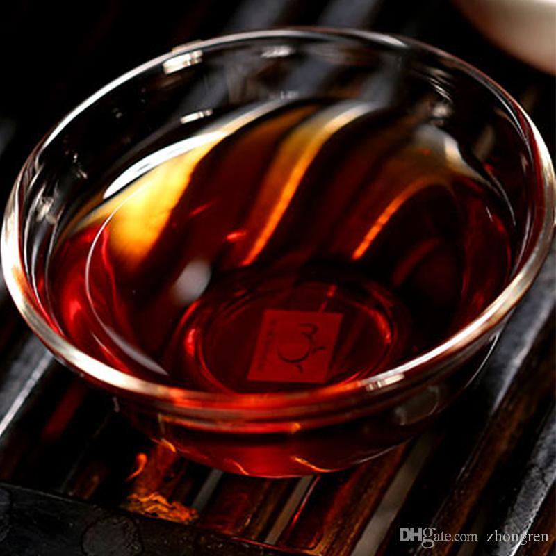 2002 Premium thé Yunnan puer, Vieux matériaux d'arbre à thé Pu erh, 100g Thé Tuocha mûr + Cadeau Secret + Livraison gratuite