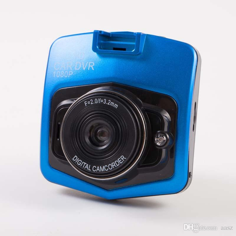 40 UNIDS Nuevo mini auto dvr dvr cámara de coche completo 1080 p grabadora de estacionamiento registrador de video videocámara de visión nocturna cuadro negro tablero de la leva