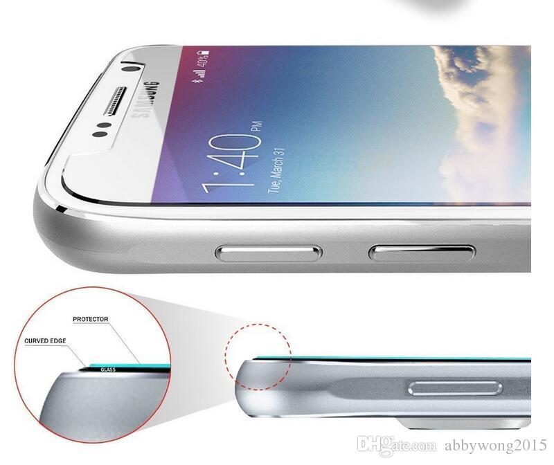 Vidrio templado para Samsung Galaxy J4 J6 J7 2017 A9 2018 A9s S7 S6 S8 S9 S9 Plus Protector de pantalla 9H Dureza Anti Scratch A5 2018 A8 Plus 2018